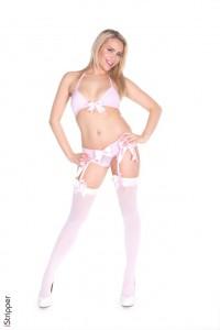 Luscious Stripper : Mia Malkova striptease